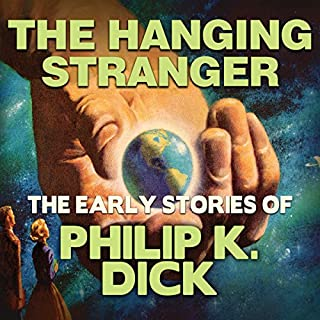 The Hanging Stranger audiobook cover art