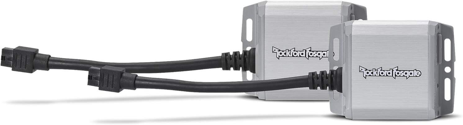 Rockford Fosgate PM100X1K Punch Marine 100 Watt Full-Range Mono Amplifier (Pair)