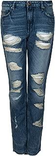 Diesel Women's Rizzo Regular Slim-Straight Low Waist Jeans