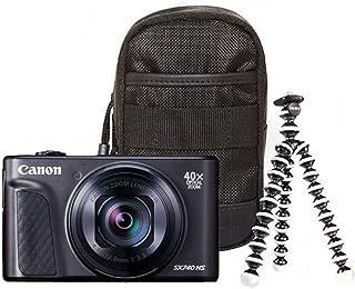 Canon Powershot SX740 HS Travel Kit Zwart