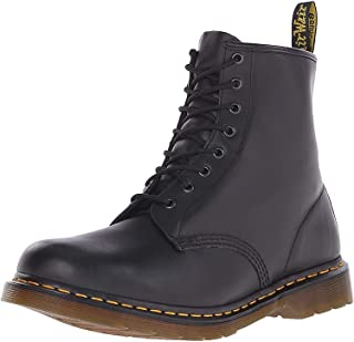 Dr. Martens 1460 8 Eye Boot Brown, Stivali Unisex-Adulto