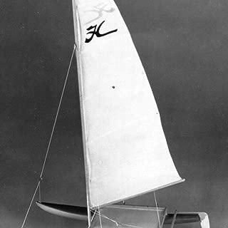 Hobie Cat Wooden Boat Kit by Dumas