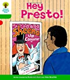 Oxford Reading Tree: Level 2: Patterned Stories: Hey Presto!