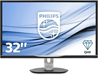 Philips 328B6QJEB QHD LED Monitor, 328B6QJEB