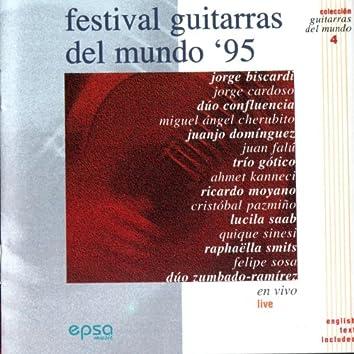 Festival guitarras del mundo´95