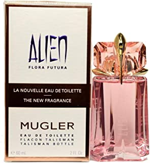Perfume Feminino Alien Flora Futura Thierry Mugler Eau de Toilette 60ml - Incolor - Único