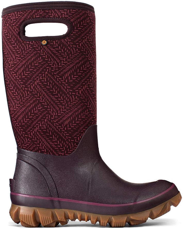 Bogs Womens Whitout Fleck Snow Boot
