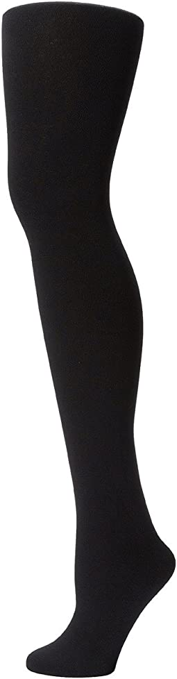 Fleece-Lined Full Foot Tights
