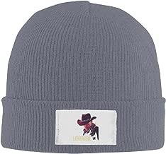 Amone Longmirey Winter Knitting Wool Warm Hat Black