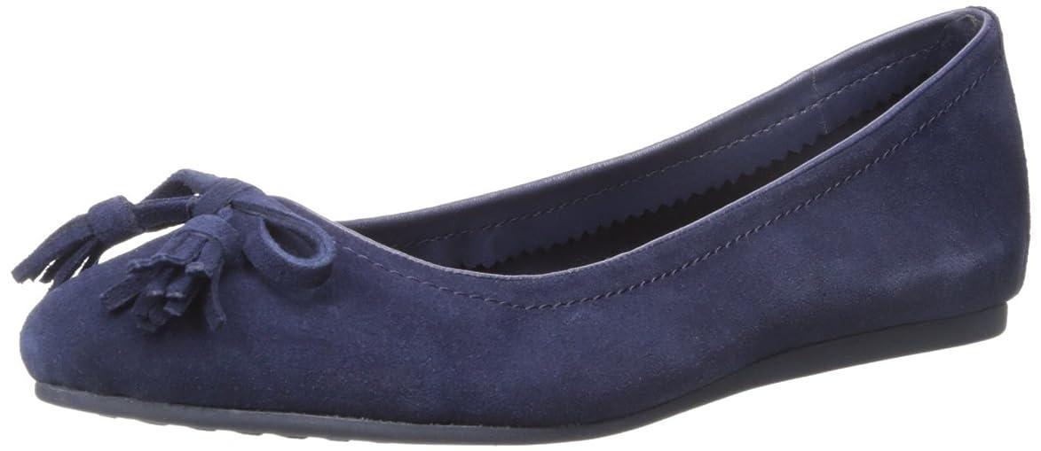 カカドゥ一口規制する[Crocs] レディース Lina Embellished Suede カラー: ブルー