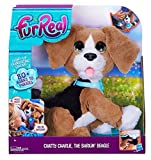 Hasbro FurReal Chatty Charlie Toy Dog Multicolor – Toys Plush Toy Dog, Multi-Colour, FurReal Friends, 4 Year (S), Dog, 1.5 V