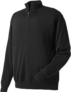 FootJoy Performance Lined Golf Sweater 2016 Black Medium