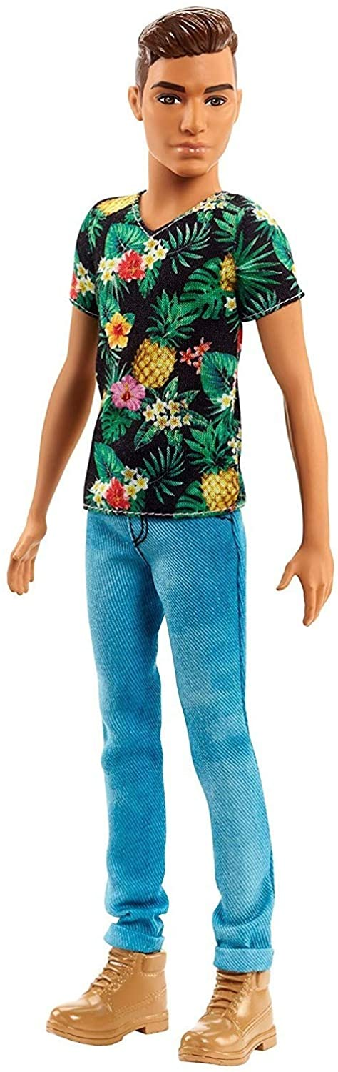 Ken Super sale period limited Fashionistas Doll Tropical Vibes 15 Cheap super special price