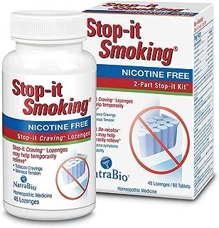 NATRA BIO Stop It Smoking Kit 2 Part