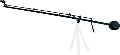Camgear DSLR Video Camera Crane Jib DSLR Tilt with 11.5 feet Length | Heavy Duty Yet Lightweight, Best Travel/Indoor/Outdoor Aluminum Crane with LCD Arm and Bag