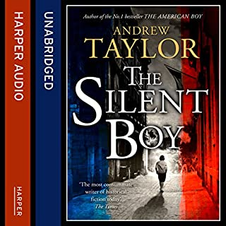 The Silent Boy cover art