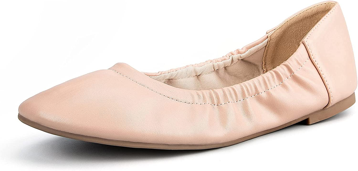 COASIS Women's Ballet New Shipping Free Flats Round Toe Flat on Comfortable OFFicial mail order S Slip