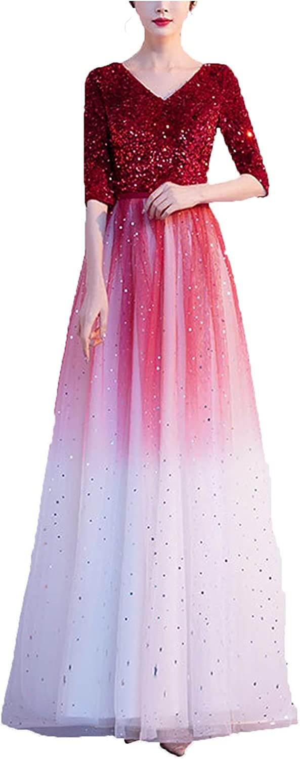 Prom Dress for Women Sphagetti Party Wom Sequin Special price a limited time Sexy Strap Rare