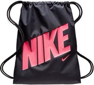 763d9e6bee4 NIKE Equality Drawstring Gymsack Backpack Sport Bookbag (Industrial  Blue/Tidal Blue/Sea Green