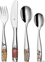 WMF Disney Lion King 4-Piece Cutlery Set