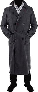 シャーロック・ホームズシリーズ コスプレ Benedict Cumberbatch コスプレ衣装 ウール製  (M , 男)