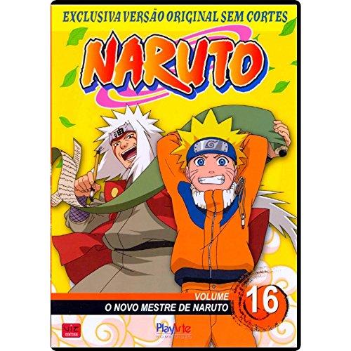 Naruto, V.16 - O Novo Mestre De Naruto