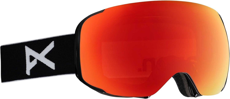 Goggle Men Anon M2 MFI Black (+Facemask)