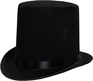 collapsible top hat silk