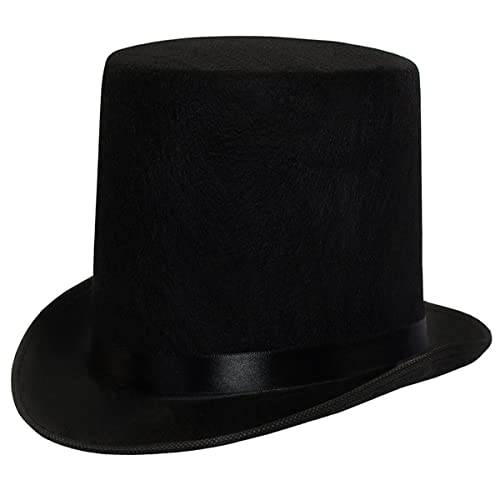 a4d17ec3922 Funny Party Hats Dress up Hats for Adults Costume Party Hats for Men Women  Unisex Black