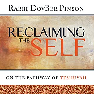 Reclaiming the Self: On the Pathway of Teshuvah cover art