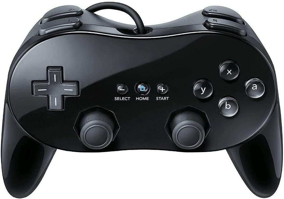 Wii u 有線 クラシック コントローラー
