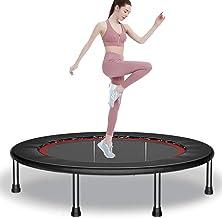Draagbare minitrampoline voor kinderen, trampoline met trampoline-tas, indoor fitnesstrampoline voor volwassenen, voor tra...