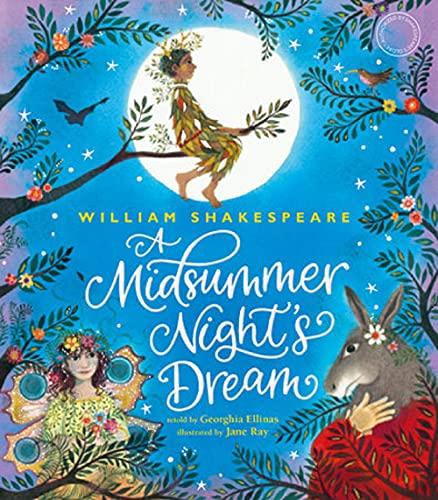 A Midsummer Night's Dream (Illustrated) (English Edition)