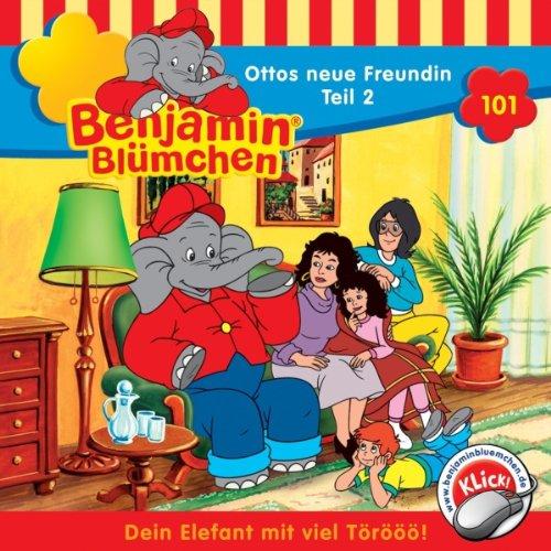 Ottos neue Freundin - Teil 2 cover art