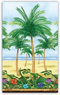 Amscan Palm Trees Party Scene Setter Room Roll