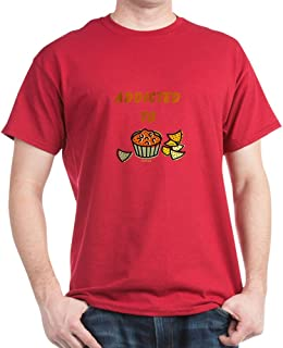 CafePress Chips and Salsa Classic 100% Cotton T-Shirt