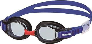 SWANS(スワンズ) 日本製 スイミングゴーグル SJ-8N 子供用 3歳~8歳 抗菌クッション 簡単調整ベルト