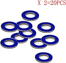 FLYPIG Oil Drain Plug Gaskets 90430-12031 For Toyota Avalon Camry Cressida Highlander (20 Pack)