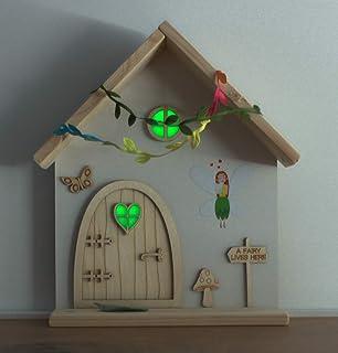 Tooth Fairy Magic House da dipingere e personalizzare