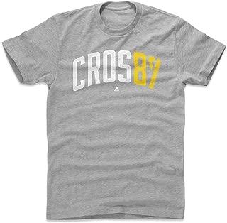 500 LEVEL Sidney Crosby Shirt - Pittsburgh Hockey Men's Apparel - Sidney Crosby CROS87