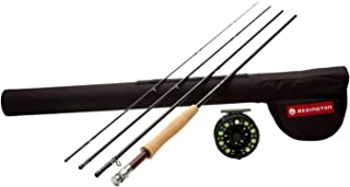 Redington Path II Outfit Fishing Rod with Crosswater Reel 4PC