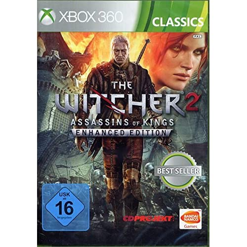 The Witcher 2 - Assassins of Kings (Enhanced Edition) [Xbox Classics] [Edizione: Germania]