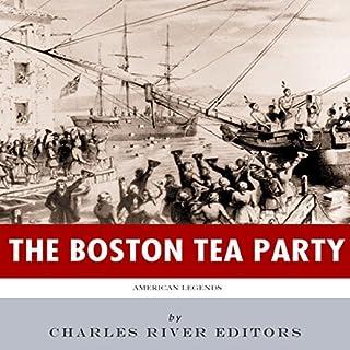 American Legends: The Boston Tea Party cover art