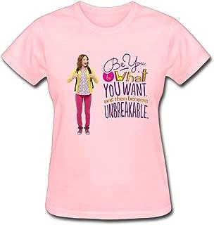Refined Unbreakable Kimmy Schmidt Women's Cotton Short Sleeve T-Shirt