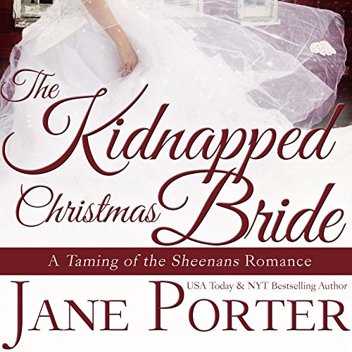 The Kidnapped Christmas Bride audiobook cover art