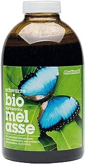 MULTIKRAFT Negra Bio de caña de azúcar Melaza 1L.