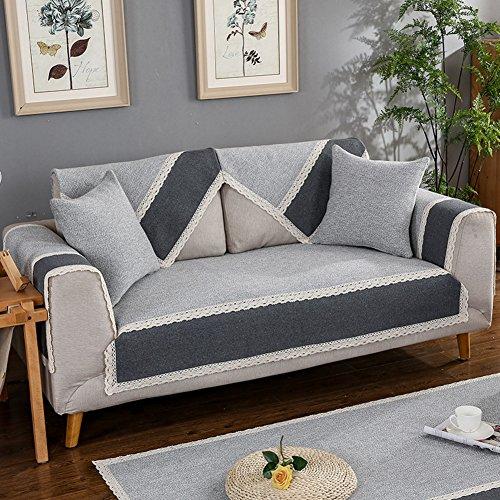 DIGOWPGJRHA Pet Sofa Deckel,europ?ische Sofa Abdeckung Sessel deckt Schnittsofa deckt Sessel hussen Sectional Sofa deckt Haustier Couch abdeckungen für m?Bel-D 70x150cm(28x59inch)