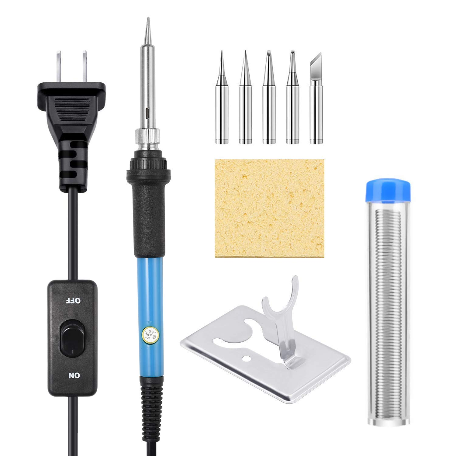 Soldering Iron Kit Temperature Rarlight