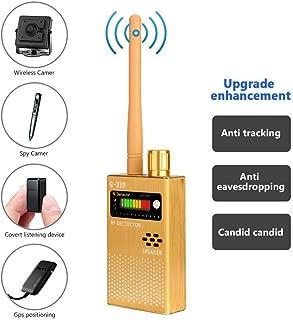 TONGTONG Wireless RF Signal Detector GPS Anti-Positioning for Hidden Camera GSM Listening Device Radar Radio Scanner Wireless Signal Device Finder