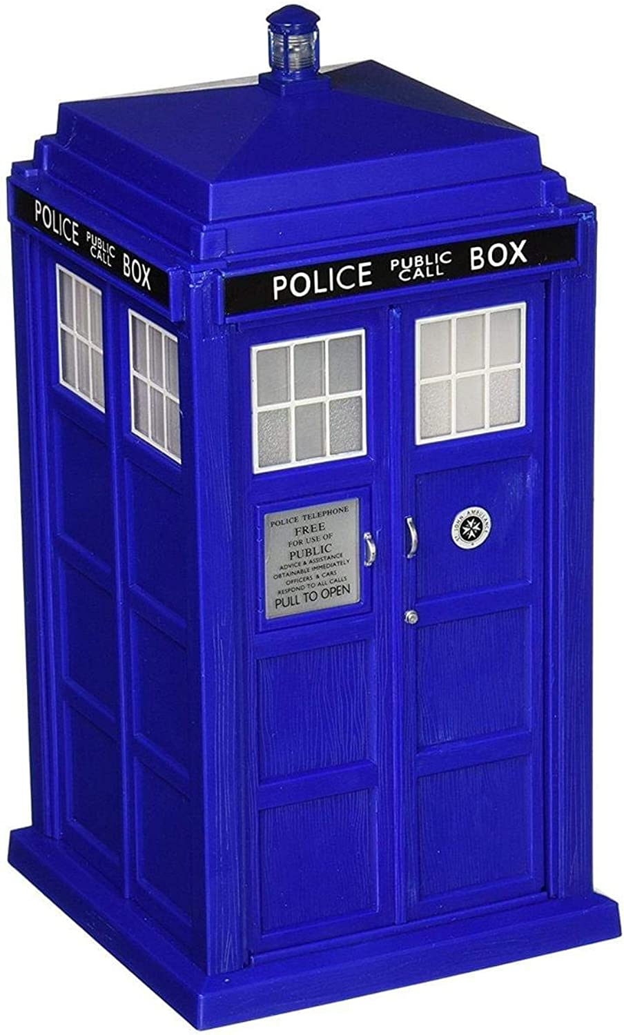 Doctor who 12th doctor flight control 9 inch tardis model